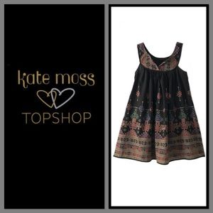 Kate Moss Top Shop Dress